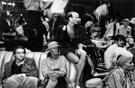 "Hasse persson, ""studio 54"", 1977-81."