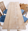 Bord samt stolar, 5 delar, 1900-talets senare del.