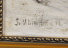 Linnborg, sven v. olja på duk, sign o dat 86.