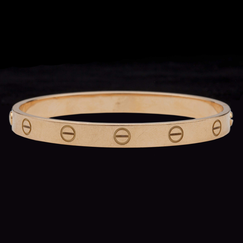 cartier love bracelet sverige