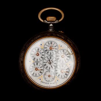362436. FICKUR, 1800-1900-tal.