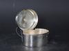Sockerskrin, silver, gustaviansk stil, c f carlman 1914