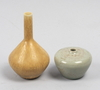 Vaser, 2 st. stengods. carl harry stålhane. rörstrand