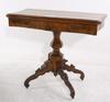 Spelbord, nyrokoko, 1800 talets andra hälft