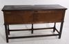 Sideboard, barockstil, tidigt 1900 tal
