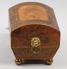 Syskrin, trä, empire, tidigt 1800-tal.