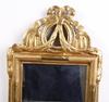 Spegel, gustaviansk stil, sent 1800-tal.