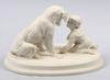 Figurin, parian, gustavsberg, 1894.