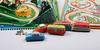 Parti leksaker, ca 100 delar, bl a england, japan, tyskland, sverige, 1900-talets mitt.