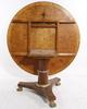 FÄllbord. empir, 1800-talets första hälft.