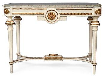 13. A TABLE.