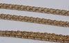 Halsband, 18 k guld, 24 gram.