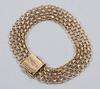 Armband, 18 k guld, 15 gram. Ädelsmycken ab, stockholm 1972.