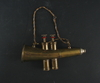 Kruthorn och horn, 2 st. proveniens: git gay