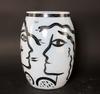 Vas, glas, ulrica hydman-vallien, kosta boda, artist coll. 48735.