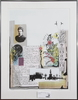 Lundquist, bo, litografier, 3 st, sign o numr 144/290.
