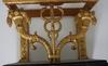 VÄggbord, empire, 1800-talets första hälft.