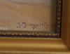 OkÄnd konstnÄr, akvarell, sign. j. jungwith?, dat -43.