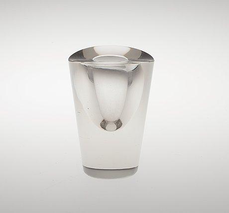 Tapio wirkkala, a vase, 3118.