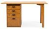 Ilmari tapiovaara, a writing desk. design ilmari tapiovaara.