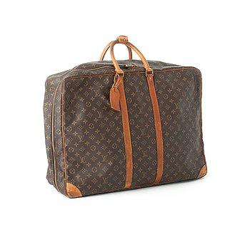 abc03687fb LOUIS VUITTON, a monogram canvas travelling bag