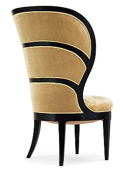 595. An Uno Åhrén Swedish Grace lady´s armchair, Mobilia, Sweden ca 1925.