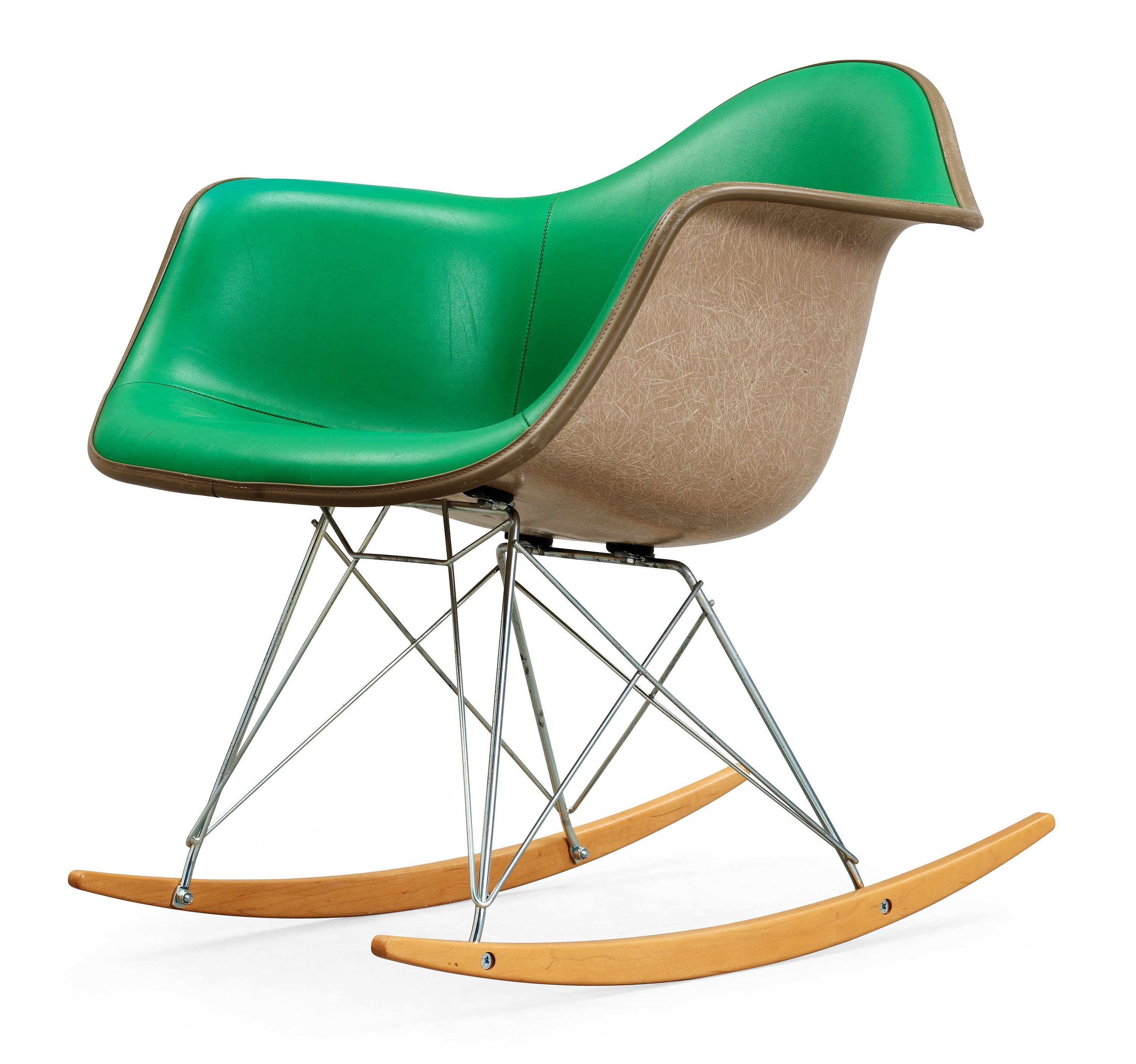 Strange A Charles Ray Eames Rocking Chair Rar Herman Miller Unemploymentrelief Wooden Chair Designs For Living Room Unemploymentrelieforg