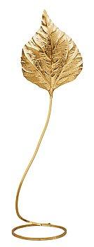 14. A Carlo Giorgi brass 'Rabarbaro' floor lamp, Italy 1970's.