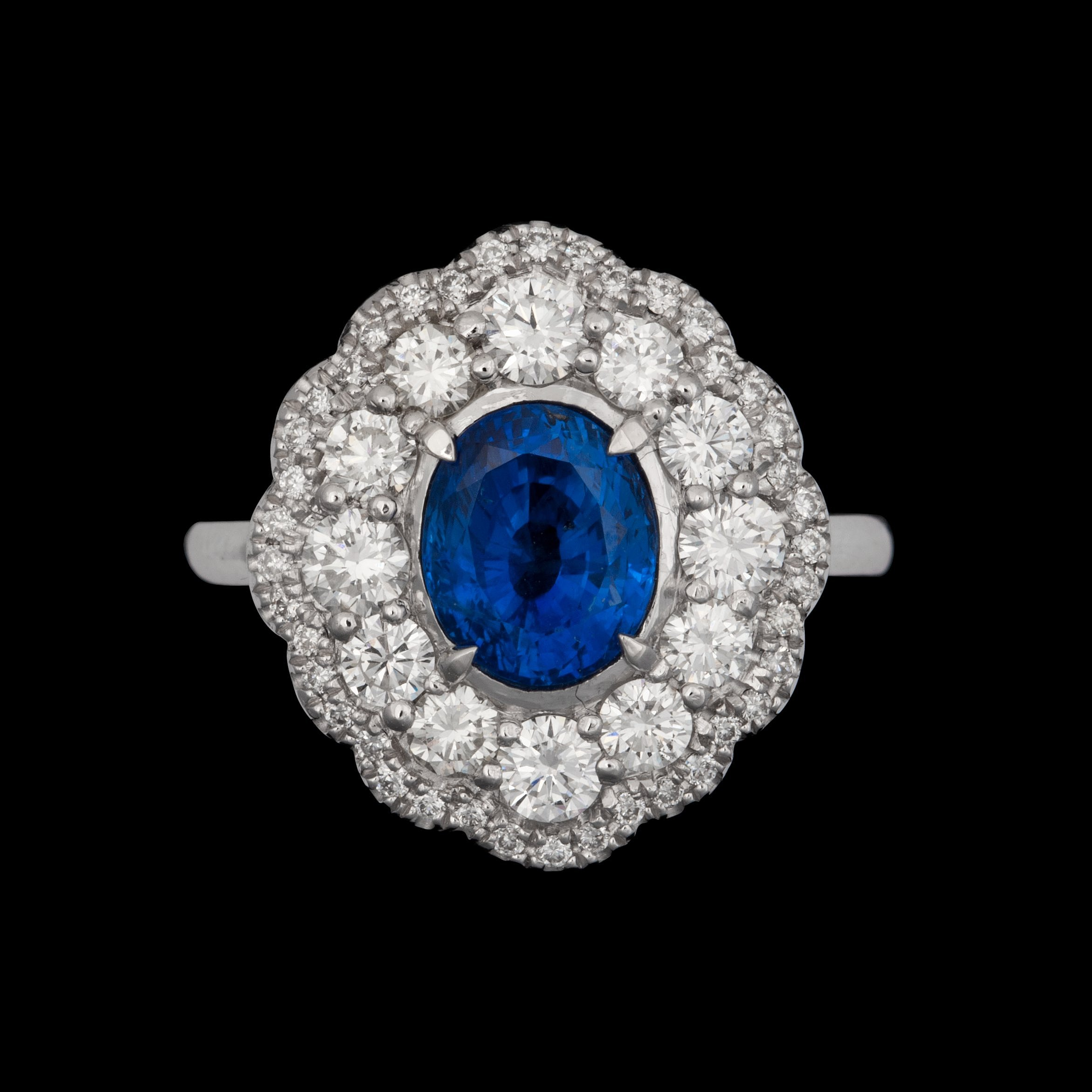 every of medium ring for your jewellery tell story mesmerizing tells engagement anniversary untreated a piece bespoke with today or light us sapphire blue customise