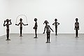 LENA CRONQVIST, Group of six sculptures by ...
