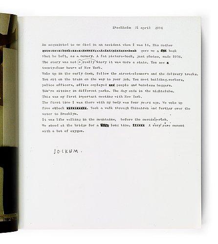 "Jockum nordström, ""ci git""."