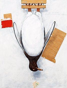 """411. PG Thelander, """"Vie d'un pinguin""""."""