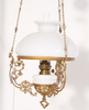Takfotogenlampa, 1800/1900-tal.