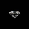 Diamant, oinfattad, 0.85 ct, d-e/vvs, mycket god slipning.