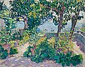 ALFRED WILLIAM FINCH, TERRACE IN FIESOLE. S...