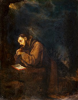 147. THE MEDITATION OF ST. FRANCIS.