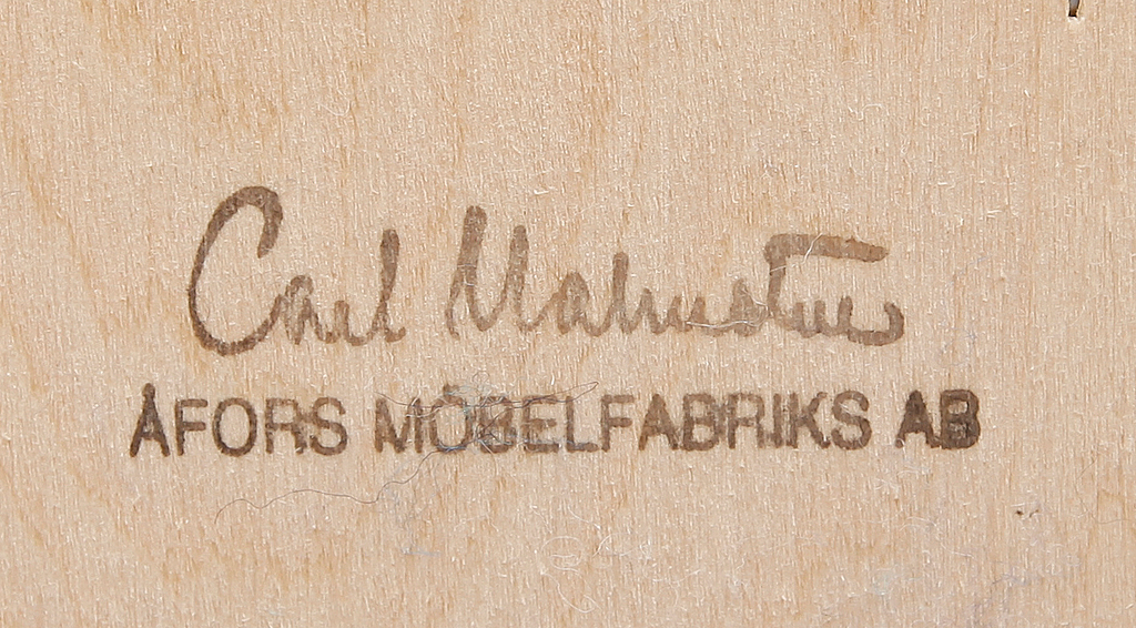 BOKHYLLA, Carl Malmsten, 1900 2000 tal Bukowskis Market