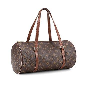 """845. Louis Vuitton, LOUIS VUITTON, handväska, """"Papillon""""."""