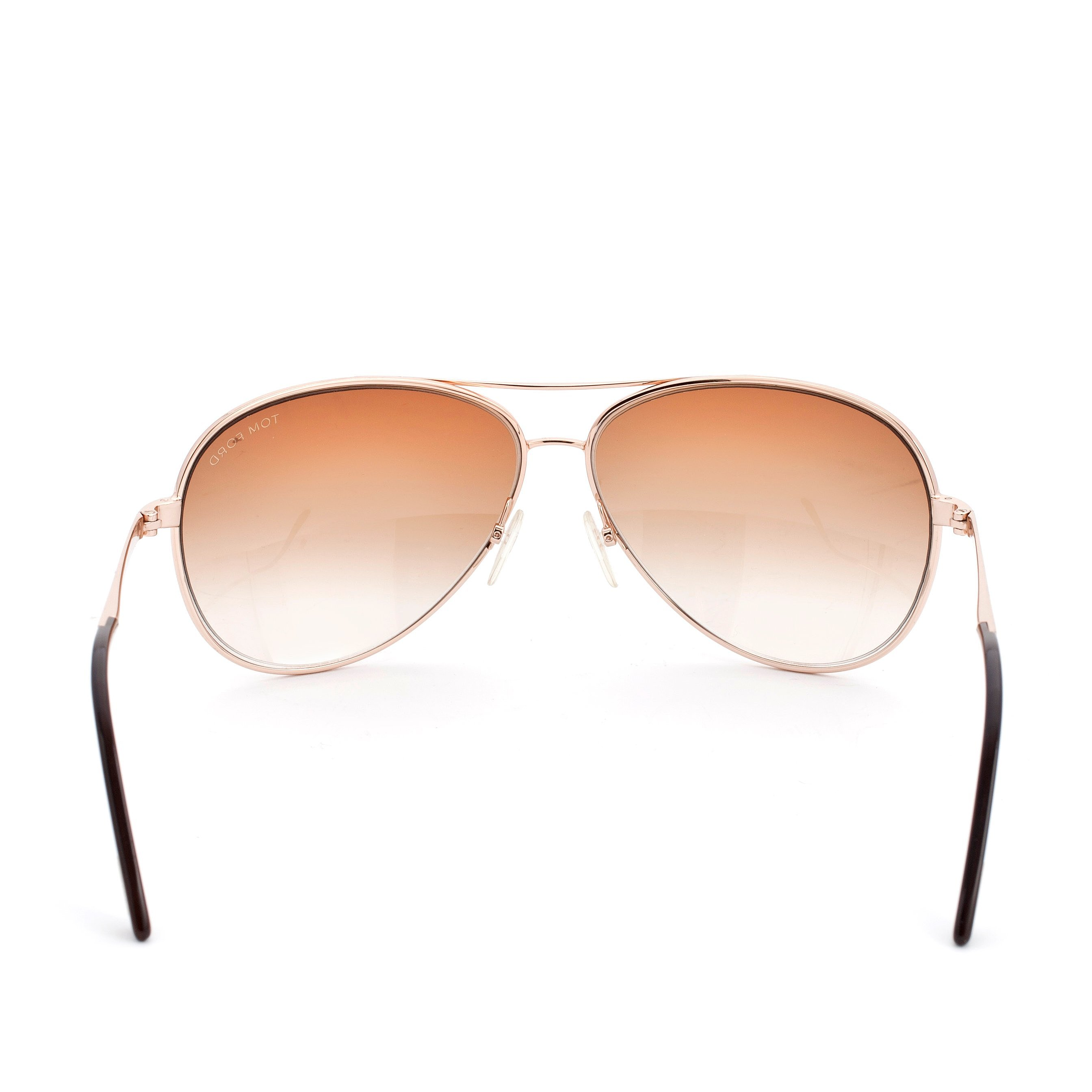 3cc0a305db1d TOM FORD, a pair of gold colored sunglasses. - Bukowskis