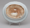 Stekfat, porslin. qianlong, kina. 1700-tal.