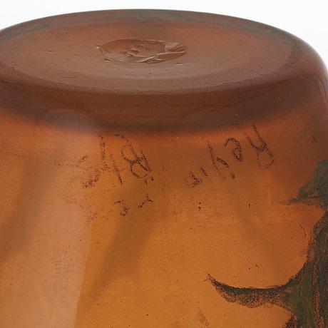 Betzy ÄhlstrÖm, vas, reijmyre glasbruk 1901-02.
