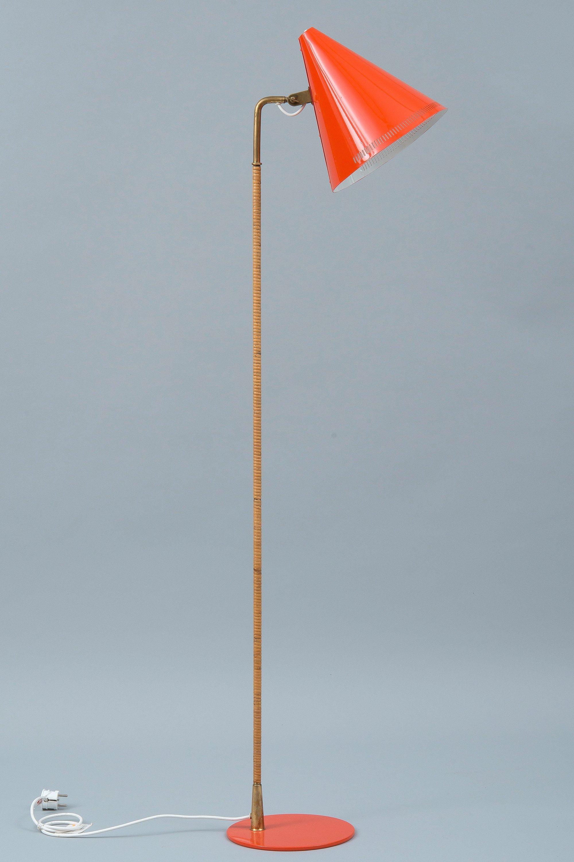 Item 61 of 452 for Orange metal floor lamp