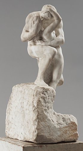 "Anders jönsson, ""kyssen"" (=the kiss)."