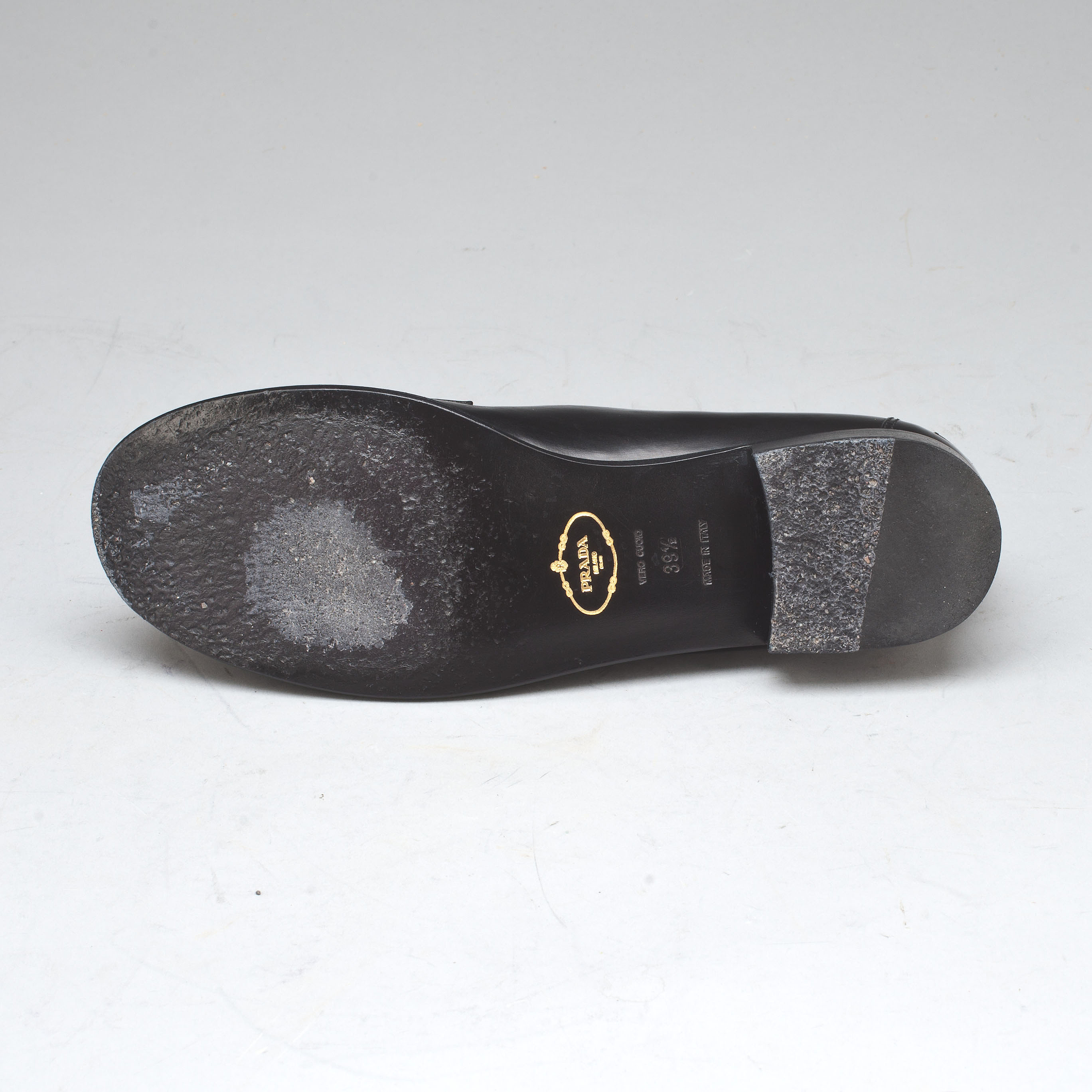 skor loafers dam