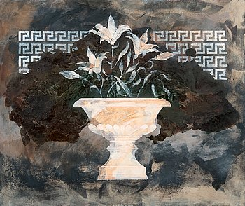 """404. Tero Laaksonen, """"THE LILIES OF HADES AND A BOWL""""."""