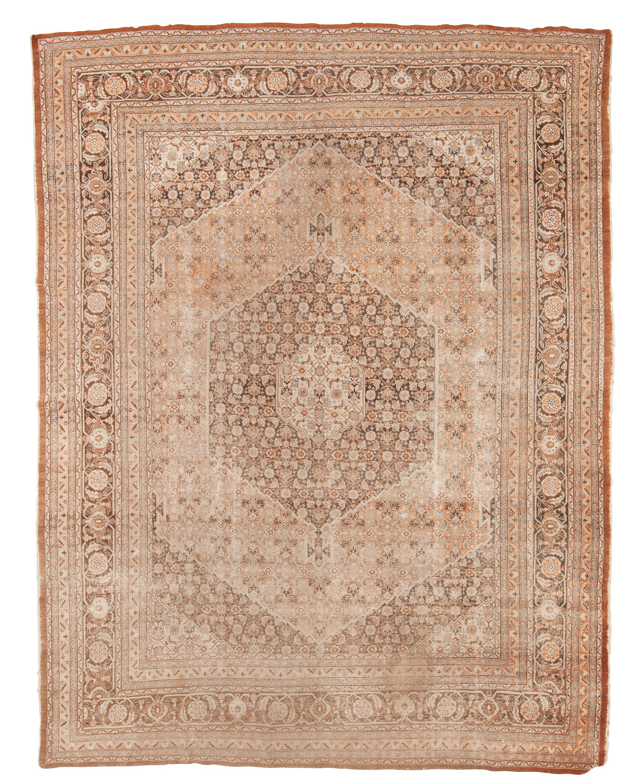 Antique Tabriz 427 X 344 Cm Bukowskis