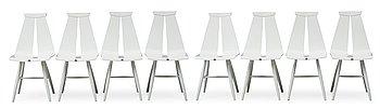 4. Risto Halme, CHAIRS, 8 PCS.