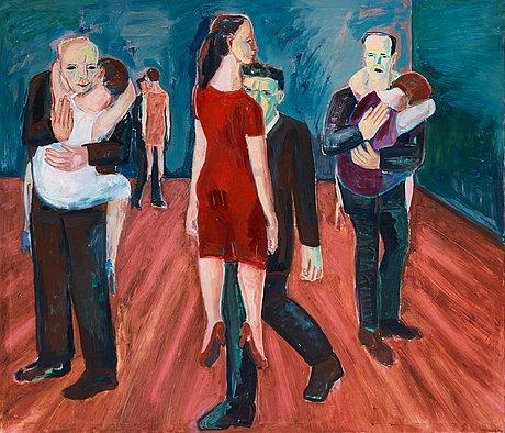 "Lena cronqvist, ""tango ii""."