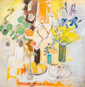 """255. Anita Snellman, """"SPRING TABLE""""."""