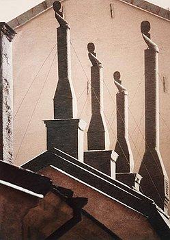 303. Hans Hammarskiöld, Untitled.